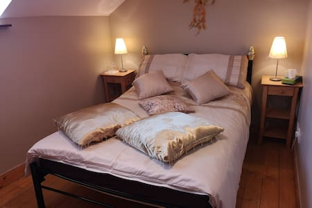 Double room (Breakfast included & Meal available)