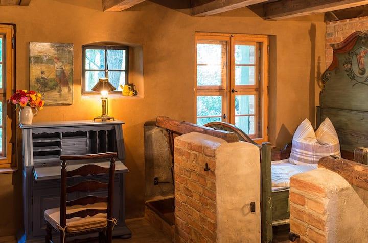 Schloss Stülpe - Gartenhaus  Stallromantik