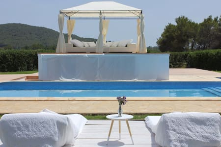 Ibiza Villa in San Lorenzo Amazing - Sant Llorenç de Balàfia