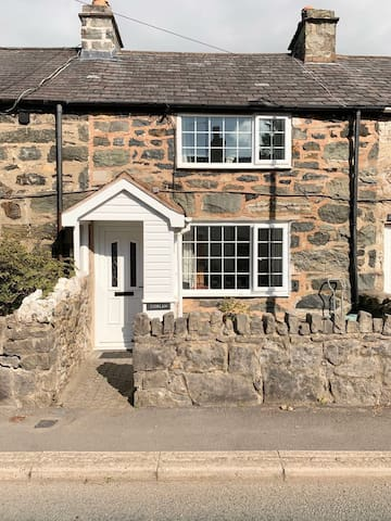 Cottage situated in picturesque Conwy Valley