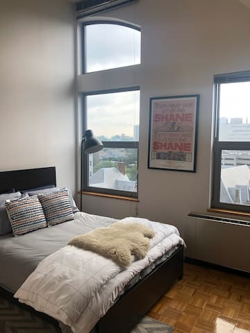 Bright, spacious, 2 level, 2 bedroom apartment