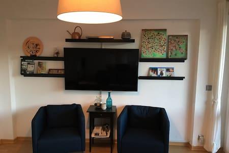 Gemütlich Wohnung mit freiem Gästezimmer - Appartement