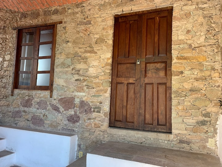 Habitación privada en pequeña hacienda colonial 3.