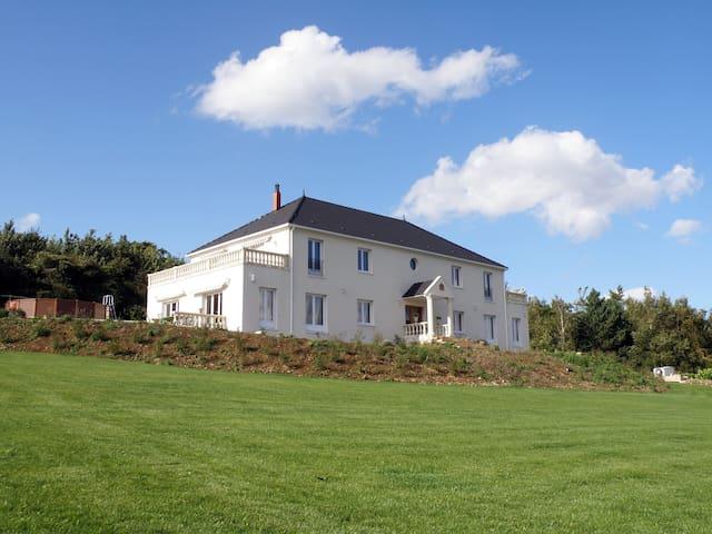 La suite parentale de la Bastide Saint-Louis - Tournehem-sur-la-Hem - Anexo