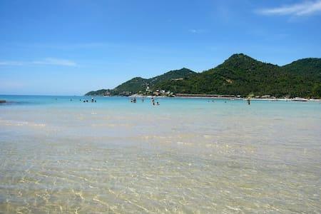 200M to Chaweng beach **新公寓離海灘及步行街只有二百米** - Chaweng Beach - Apartment