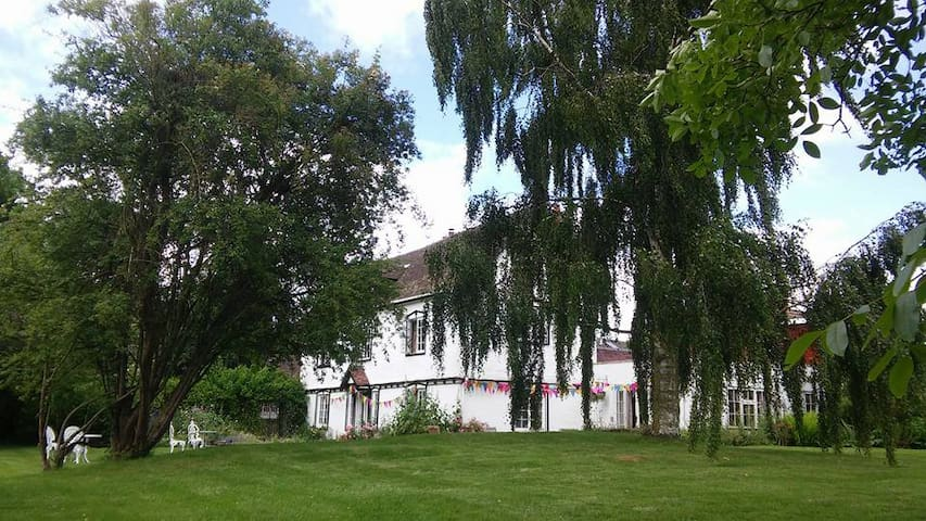New:Cosy ground-floor annex in rural Herefordshire - Bishop's Frome - Byt