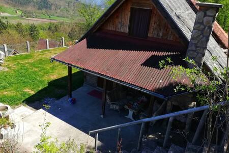 MaKa silver cottage 8 person, Perucac, Tara