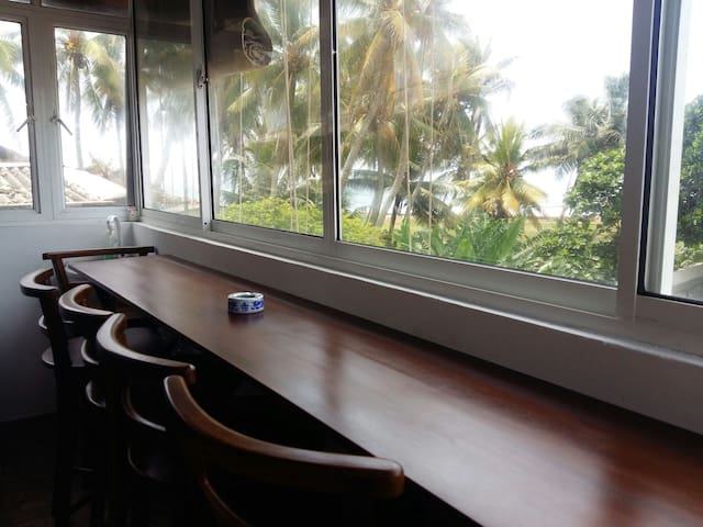Galle-Fort, Double Room with balcony & Sea view