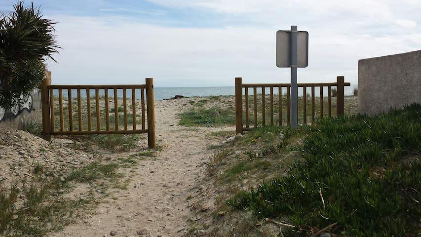 Le Mazet de la plage - Frontignan - Hus