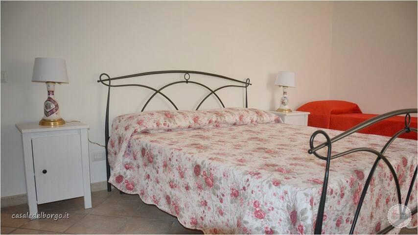 Camera Matrimoniale 4 posti letto - Terracina - Bed & Breakfast