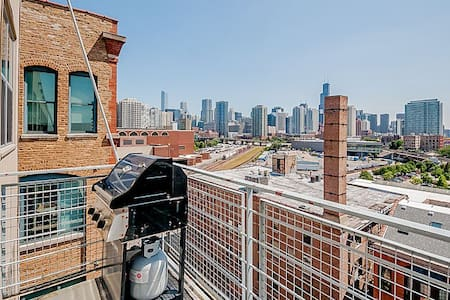 Loft in Downtown Chicago - Chicago - Apartment