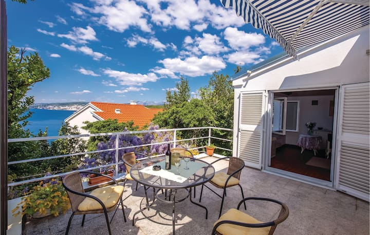 Awesome home in Kraljevica with 2 Bedrooms and WiFi