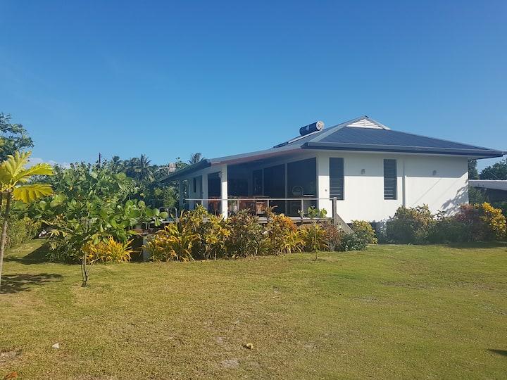 Villa Moe & Tevai, Moorea, Motu Temae, 3 bedrooms