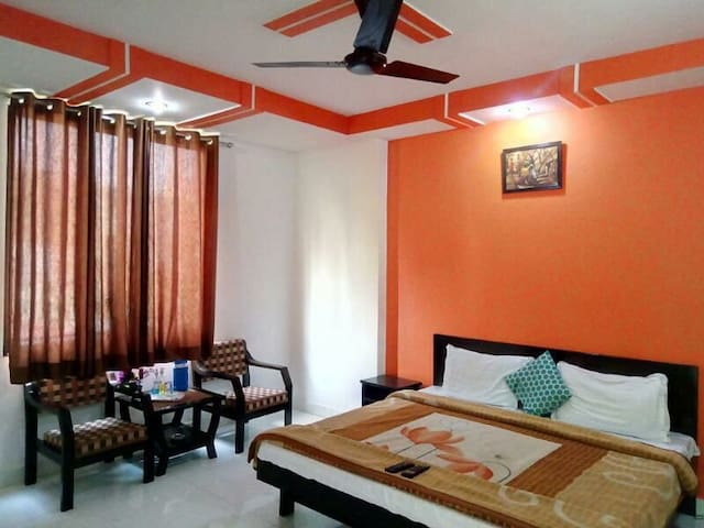Beautiful Room for Your Comfortable stay - Haridwar - Gästhus