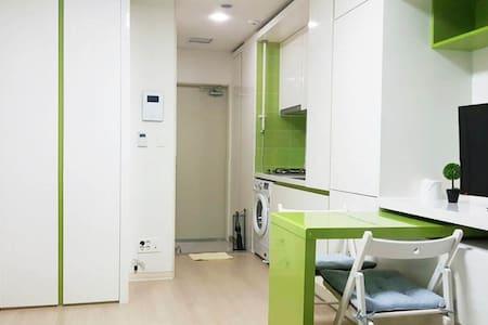 써너스빌 에코 - Jungnang-gu - Apartamento