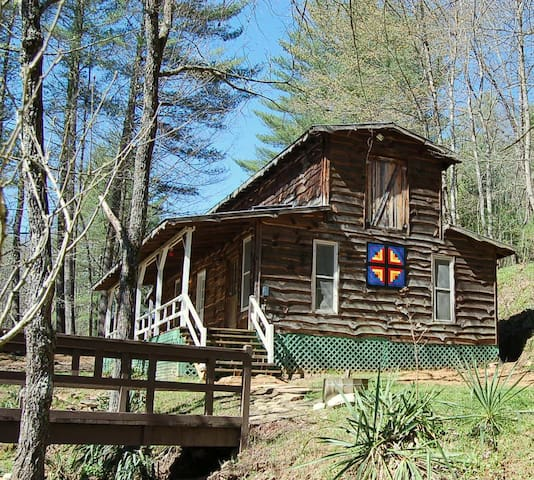BarnSide at Healing Springs - Crumpler - Cabin