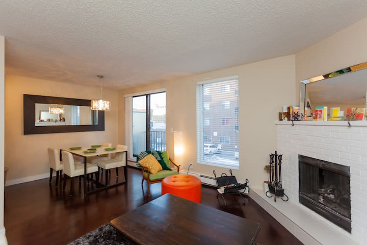 Lovely room in Mission area - Calgary