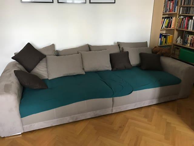 Kleine Wohnung im 15. Bezirk, Äußere Mahü - Wien - Apartment