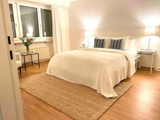 Apartment  5-min Messeplatz&Congress
