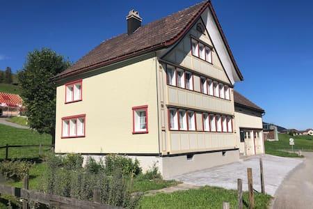 Zimmer Alpstein (ab 2-6 Pers.)