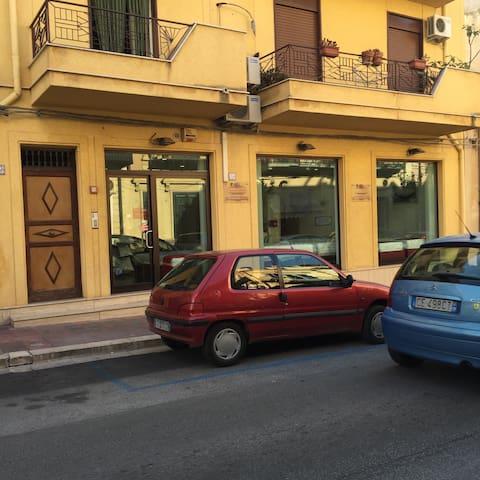 CASA ADRIANA PER LE TUE VACANZE BREVI E RILASSANTI - Terrasini - Appartement