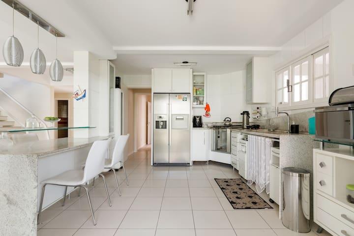 Térreo - espaço cozinha
