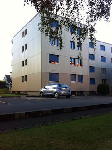 Ein schönes Zimmer in Langenthal - Langenthal - Apartment