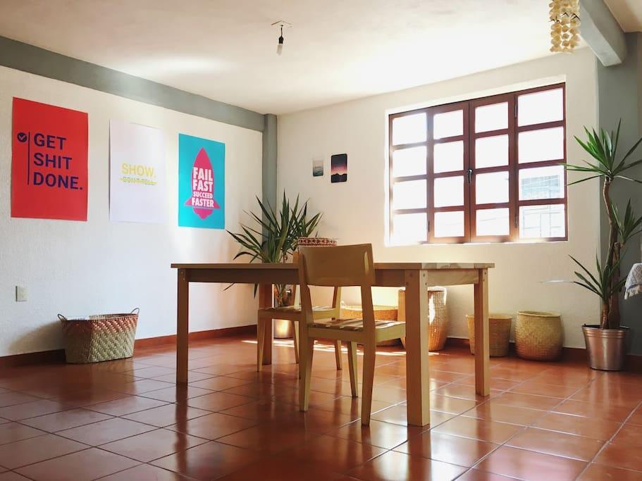 Dining room - 2nd floor