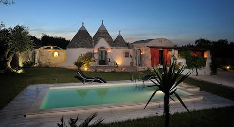 Trulli Namastè Alberobello - exclusive use -
