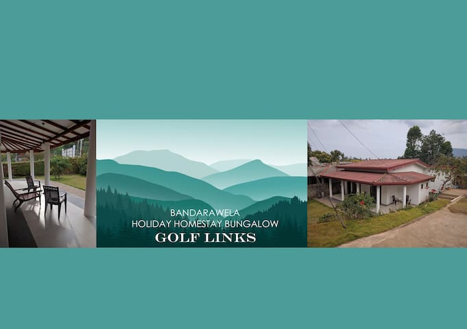 Golflinks Bungalow - Bandarawela - Casa de férias