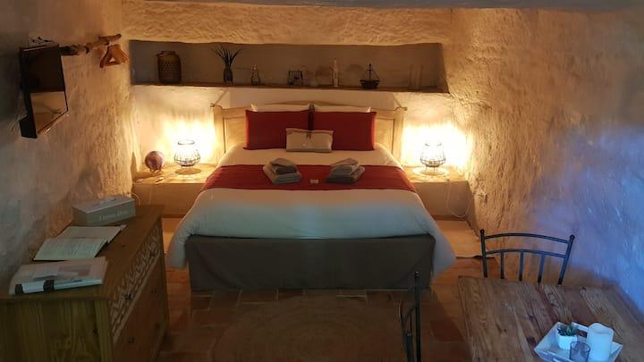 Chambre d'hôtes atypique en Provence