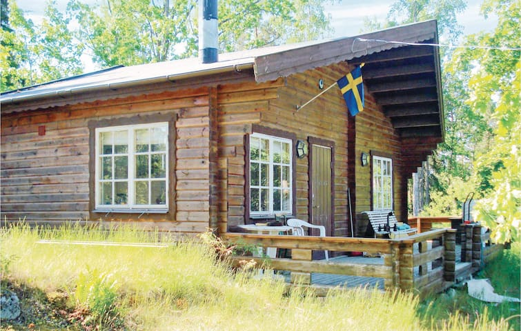 Holiday cottage with 2 bedrooms on 65 m² in Stockholm