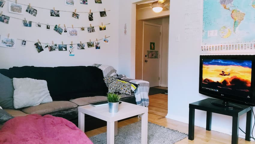 Bright and Cozy Appartment with Free Wifi