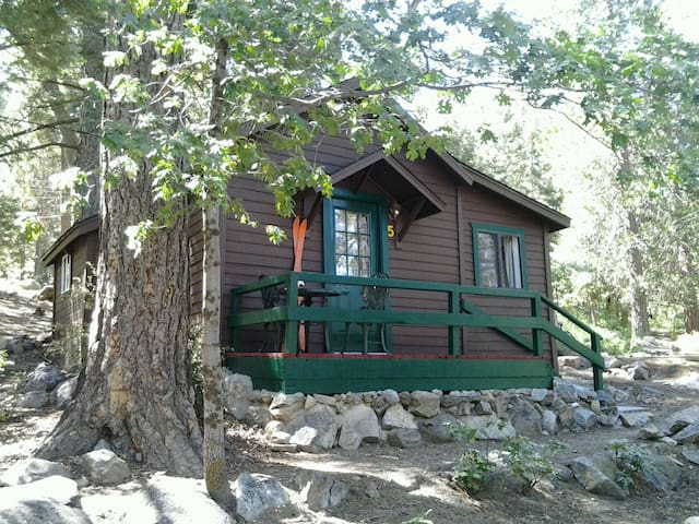 Cabin #5  For Four Guests - Angelus Oaks