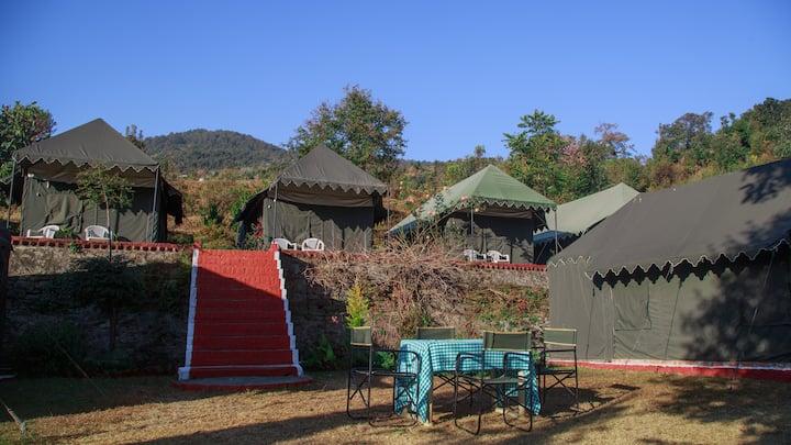 Swiss Deluxe Tent