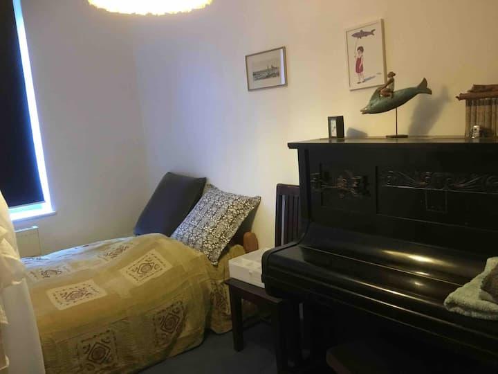 Ruhiges Zimmer im Leipziger Kiez