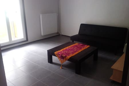 Joli appartement de 37m2 avec petite terrasse - Reims - Apartemen