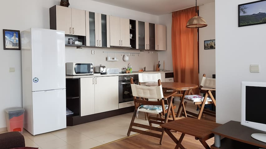 Beautiful and comfortable apartment