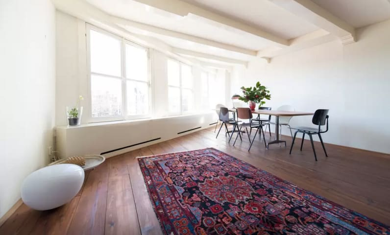 Light, central, amazing apartment! - Amsterdam - Byt