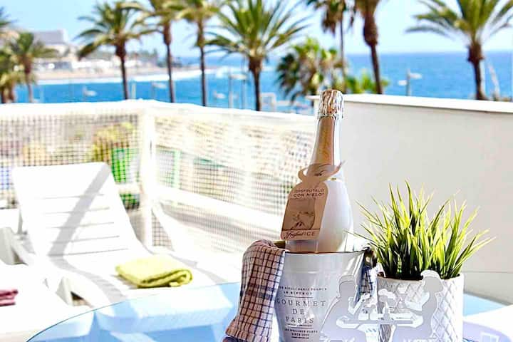 BEACH APARTMENT  N1 ,PLAYA DE LAS AMERICAS