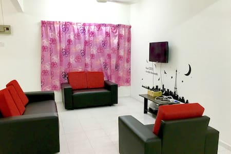 4BD homestay with 2 parking lots - Kangar