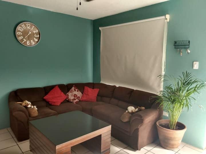 Bonita Casa-Condominio en zona residencial