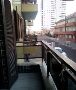 APTO TOP EM TRAMANDAÍ 1QUADRA DO MAR - Tramandaí - Apartamento