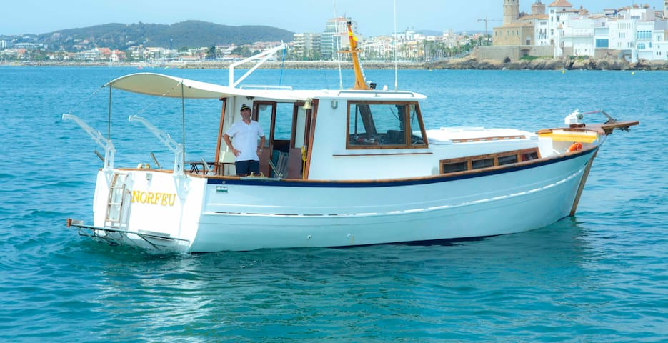 CHILLOUTBOAT BED&BREAKFAST & TOURS & PADDLE SURF - Ibiza - Barco