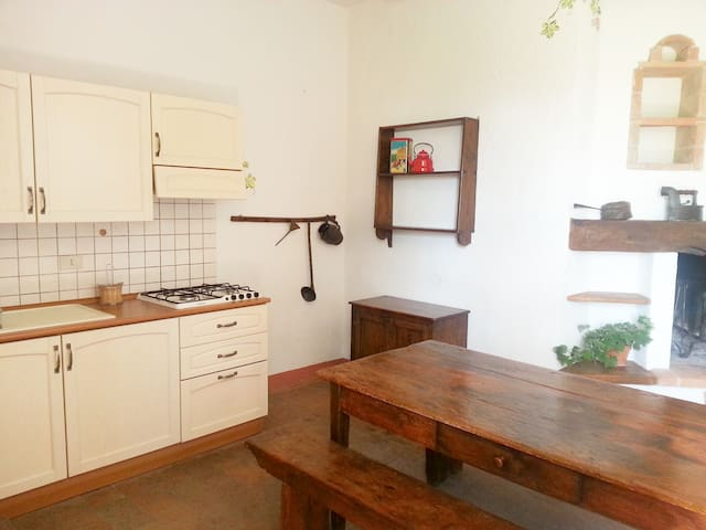 Apartment on Pretty Eco Farm with Pool - Poggibonsi - Daire