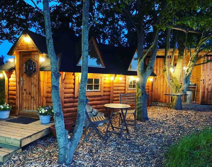 Sandvilla grill hut
