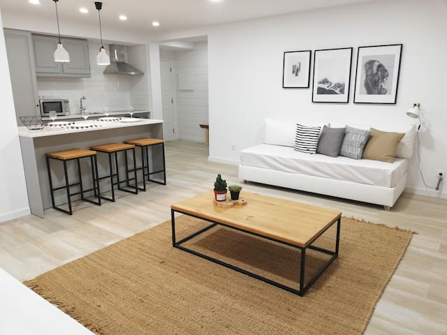 Earth element apartment