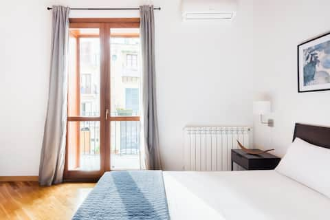 loft in the heart of the old town Vico San Basilio