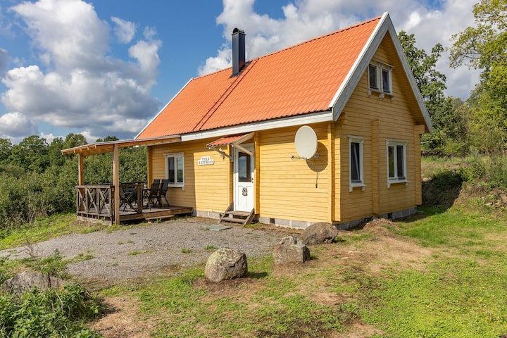 Holiday cottage in Smaland