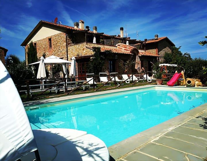 Villa San Cristoforo Entire property exclusive 14